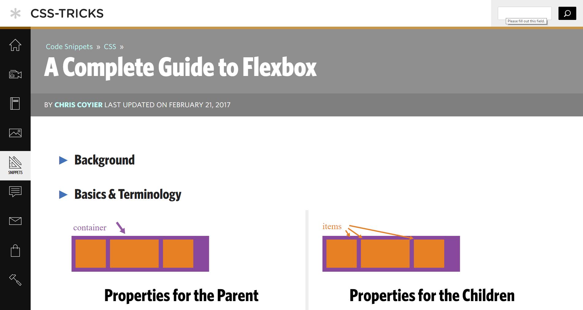 Adopting CSS Tricks-Style Menus, Hipsterized – PDX 20-30 Dev